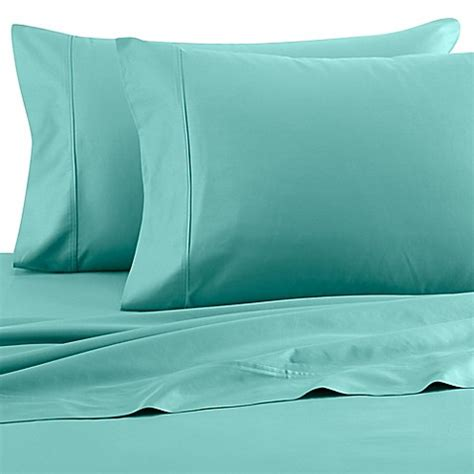 sateen bed sheets buy wamsutta 174 400 thread count sateen twin sheet set in
