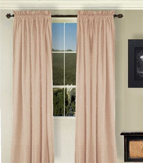 Blush Colored Curtains 44 Best Images About Curtains On Pinterest