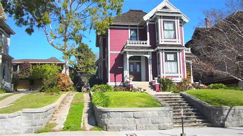 where is the charmed house carroll avenue and the charmed house youtube