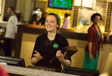 Working At Olive Garden working in the restaurant industry