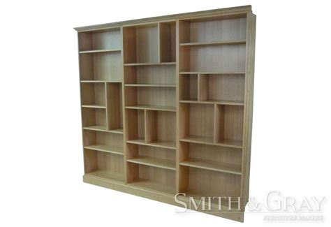Bookcases Made To Order modern custom made victorian ash timber bookcase display
