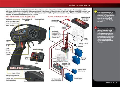 traxxas servo wiring diagram efcaviation