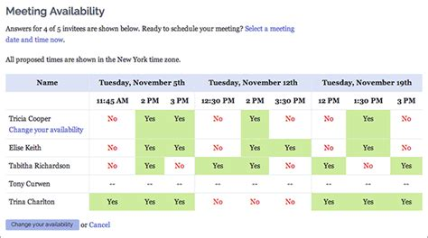 doodle poll different time zones free tools for scheduling your next meeting