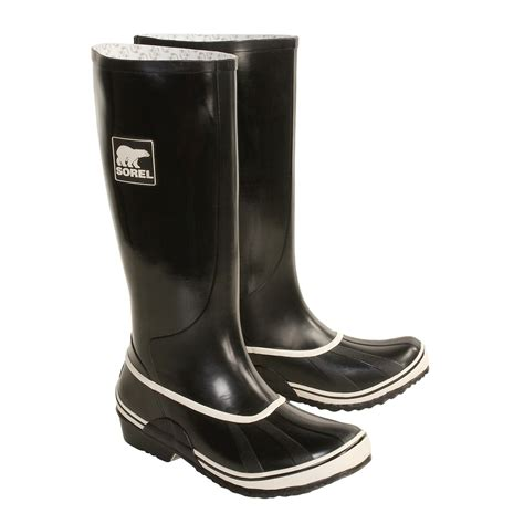 rubber boots for sorel sorellington rubber boots for 2609k