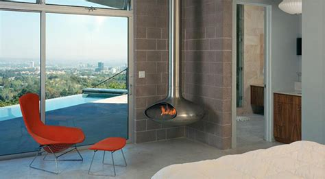 Fireorb Fireplace by 15 Hanging And Freestanding Fireplaces To Keep You Warm