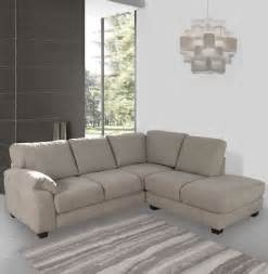 L Shaped Sectional Sofa Bryce Sectional Sofa Microfiber L Shaped Sectional Contempo Space