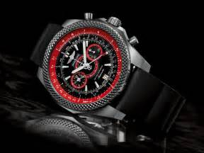 And Bentley Watches Limited Edition Breitling For Bentley Supersport Light