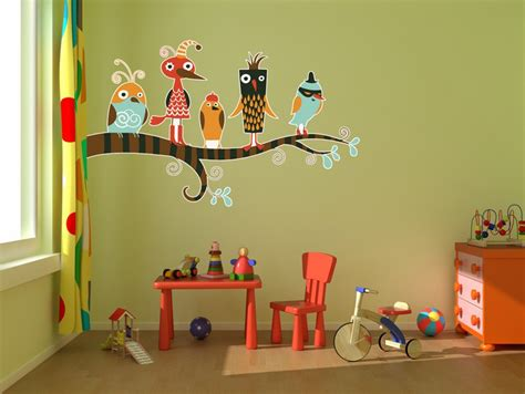 kids room wall decor wall decals for kids rooms home design blog