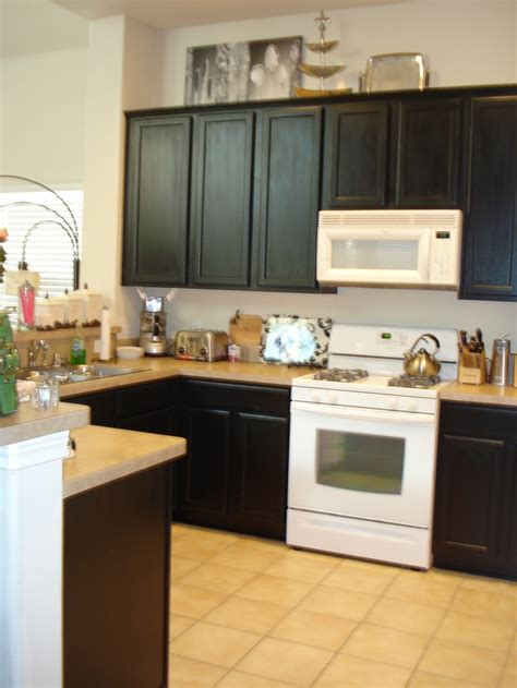 kitchen cabinets painted black painted black cabinets kitchen pinterest