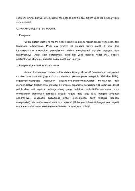 Buku Dimensi Kerugian Negara Dalam Hubungan Kontraktual resume buku sistem politik indonesia karya a rahman h i