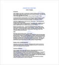 snag list template snag list template 8 free sle exle format