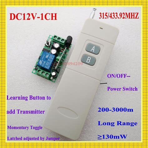 long range remote control light switch aliexpress com buy 3000m long range remote control