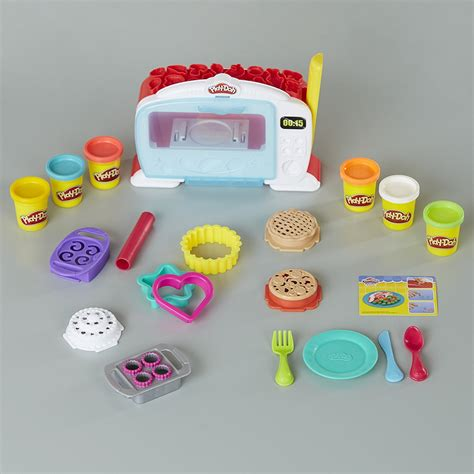 Play Doh Kitchen Set by Play Doh Kitchen Creations Magical Oven Set Bargain Uk