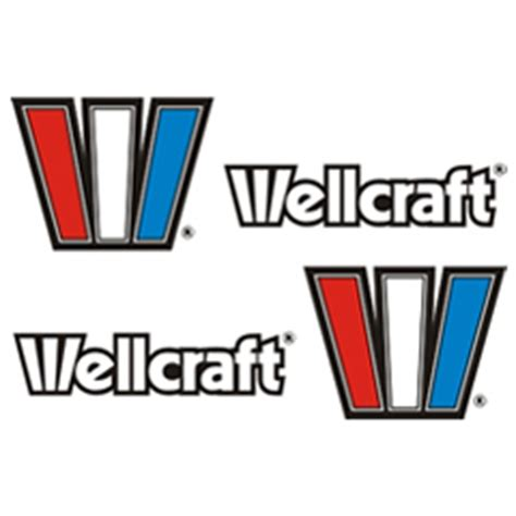 weldcraft boats logo wellcraft decals evinrudedecals