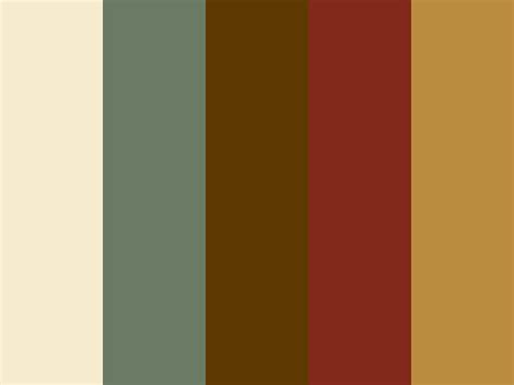 rustic colors 61 best western color palettes images on pinterest