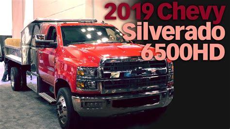 2019 Silverado Unveil by 2019 Chevrolet Silverado 6500hd Unveil At The Work Truck