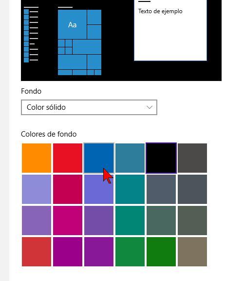 como cambiar el fondo de escritorio c 243 mo cambiar el color de fondo del escritorio de windows