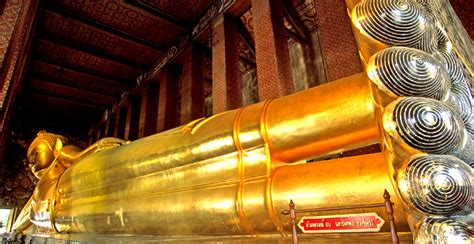 Temple Of The Reclining Buddha Wat Pho by Tour Temple Of The Reclining Buddha Wat Pho