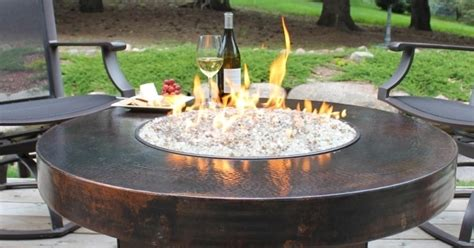 Glass Rocks For Fire Pit Fire Pit Ideas Glass For Pit