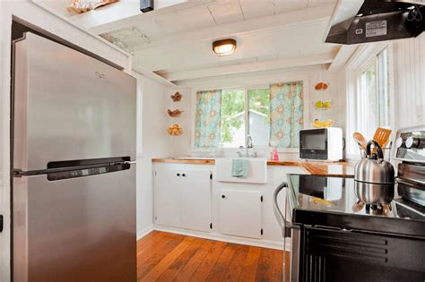 tiny home with a big kitchen how to choose appliances for your tiny house tiny spaces