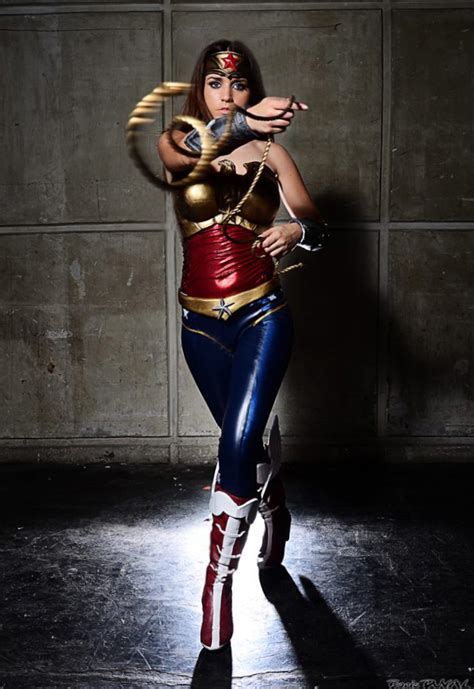 imagenes de wonder woman injustice wonder woman injustice cosplay by joulii91 on deviantart