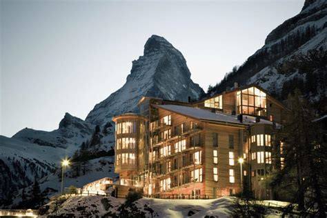 best ski hotel best luxury ski hotels in zermatt switzerland