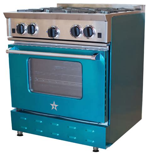 bluestar copper 30 gas range available at www idlers net 30 quot bluestar range in topaz modern gas ranges and