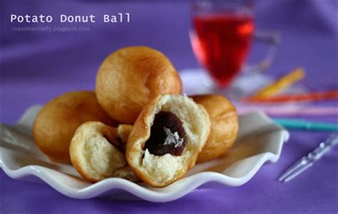 Donat Kentang Potato Donut 500gr cara membuat resep donat kentang potato donut resep kue kering terbaru