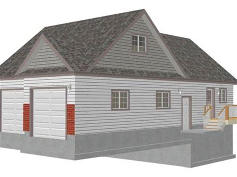Detached Garage Plans With Loft by Garage Plans With Loft Apartment Detached Garage Plans