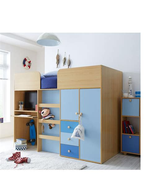 Kidspace Mid Sleeper by 1000 Ideas About Mid Sleeper On Mid