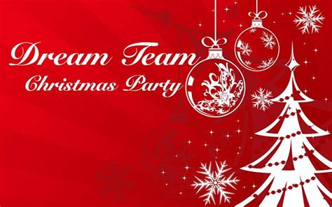 dream team christmas party at rosenberg civic center