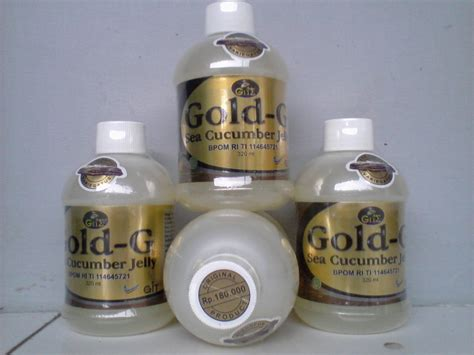 Jelly Gammat Gold jelly gamat gold g design bild