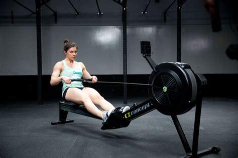 squat bench row wod