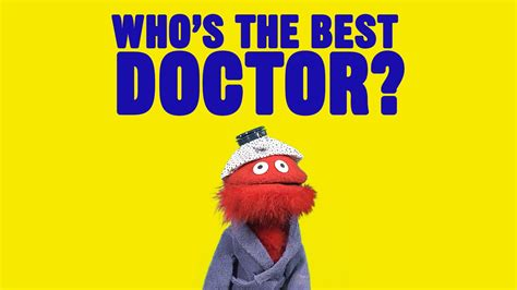 Doctor Best who s the best doctor
