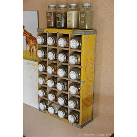 Spice Rack Diy Projects The Cottage Market Spice Rack Diy Projects The Cottage Market