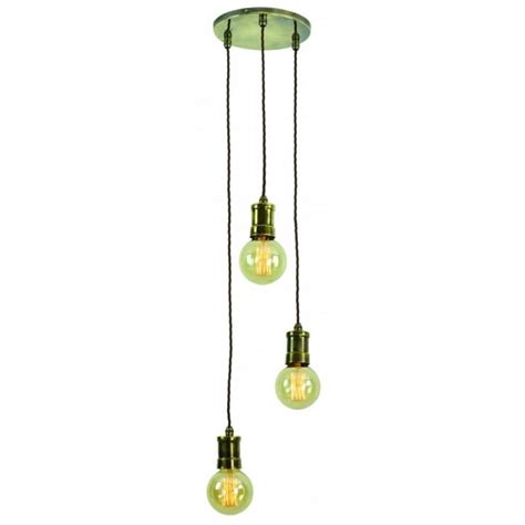 cluster pendant light cluster pendant light fitting with vintage style light