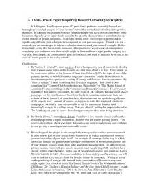 Format Of Academic Essay by Exle Of Academic Paper Format Generator