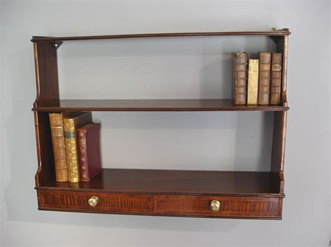 Hanging Wall Bookcase Nineteenth Century Wall Hanging Shelves Wall Shelves Uk