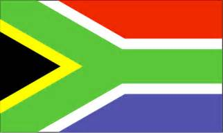 colors of the flag south africa flag and description