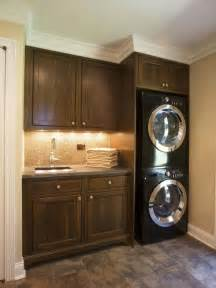 Stacked washer and dryer home design ideas pictures remodel and