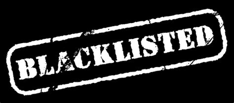 Email Blacklist Search Blacklist A Set Of Ips