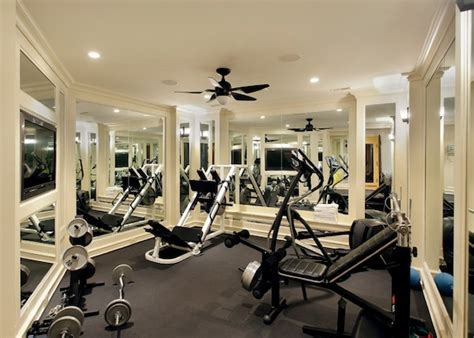 creating a home creative ways to make your home gym inviting productive