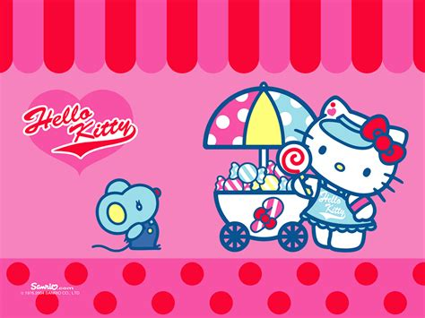 imagenes de hello kitty wallpaper hello kitty birthday wallpapers wallpaper cave