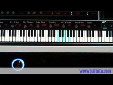 tutorial na keyboard tutorial dla początkujących jak szybko tworzyć akordy