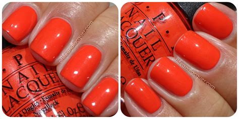 My Paprika Is Hotter Than Yours opi centrale collection giveaway of and lacquer