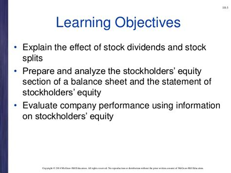 prepare the stockholders equity section of the balance sheet chapter 10 financial 3 ed