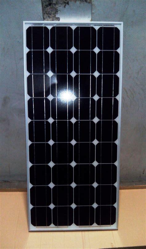 Panel Surya 100 Wp jual solar cell panel surya mono solar panel 100 wp