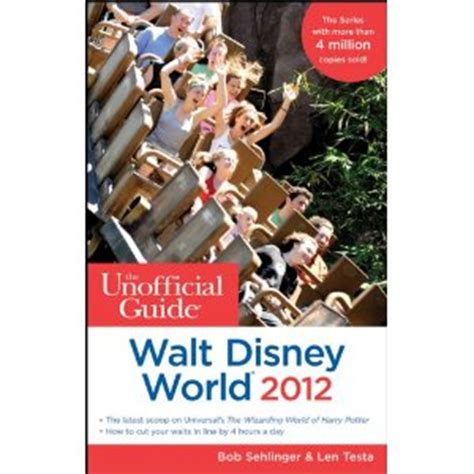intercots webdisney guide to disney on the internet unofficial guide to walt disney world 2012 now shipping
