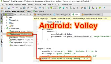xamarin adsense android volley volley modul f 252 r webrequest in android