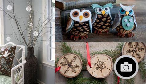decoracion de navidad casera diez adornos navide 241 os caseros que te sorprender 225 n